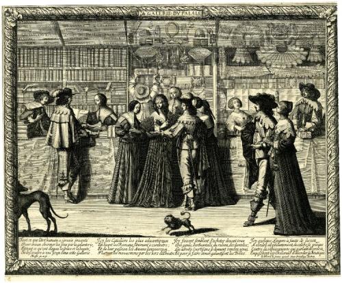 17th century book trade